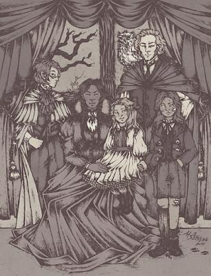 Семейство Дъмбълдор
