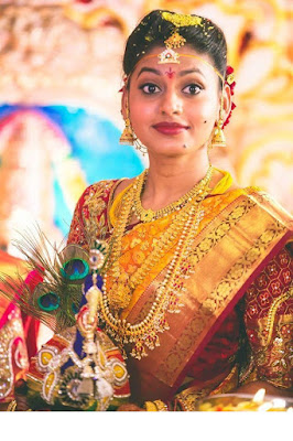 Ravali-radha-krishna-wife