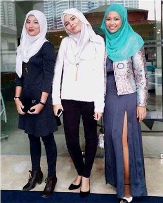 hijabers seksi