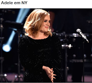Participar Promoção Mix Fm Show Adele Nova Yorque