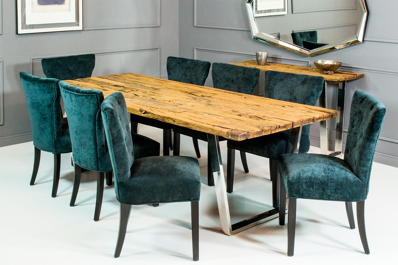 Muebles de comedor nuevas tendencias para decorar el comedor for Muebles para comedor