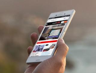 Survei: 95 Persen Orang Indonesia Baca Berita via Ponsel
