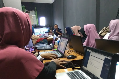 Pengalaman Mengubah Template Blog Di Kelas Blogger Bengkulu