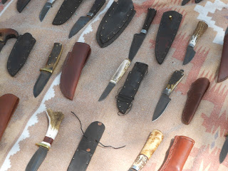 mountain men knives