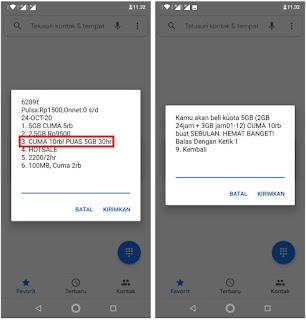 Tri terdapat beragam paket internet yang murah yang menyesuaikan dengan kebutuhan penggun Paket Internet 3 Tri Murah 5+GB Sebulan Rp10+000