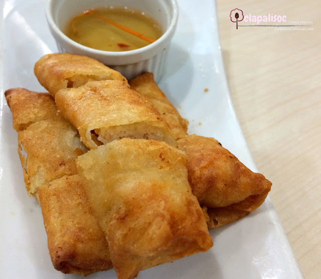 Fried Prawn Spring Roll from Tra Vinh