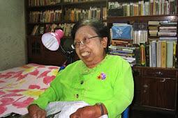 Ratna Idraswari Ibrahim, Berkarya Lewat Kursi Roda