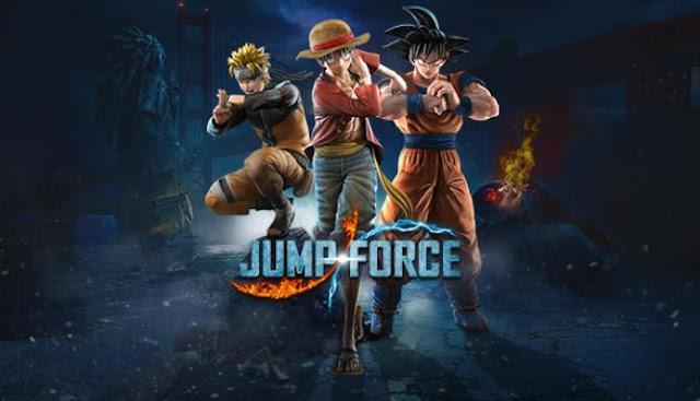 JUMP FORCE تحميل مجانا اخر تحديث