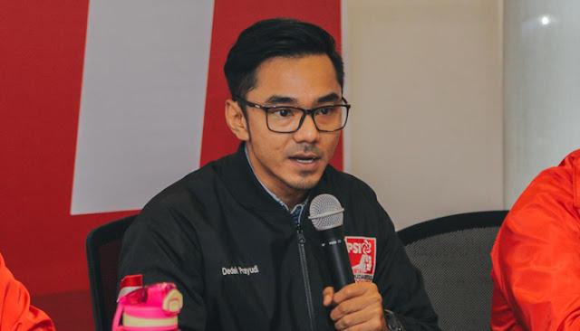 Prabowo Sebut 'Ndasmu' ke Pemerintah Soal Ekonomi, PSI Malah Berkomentar Begini