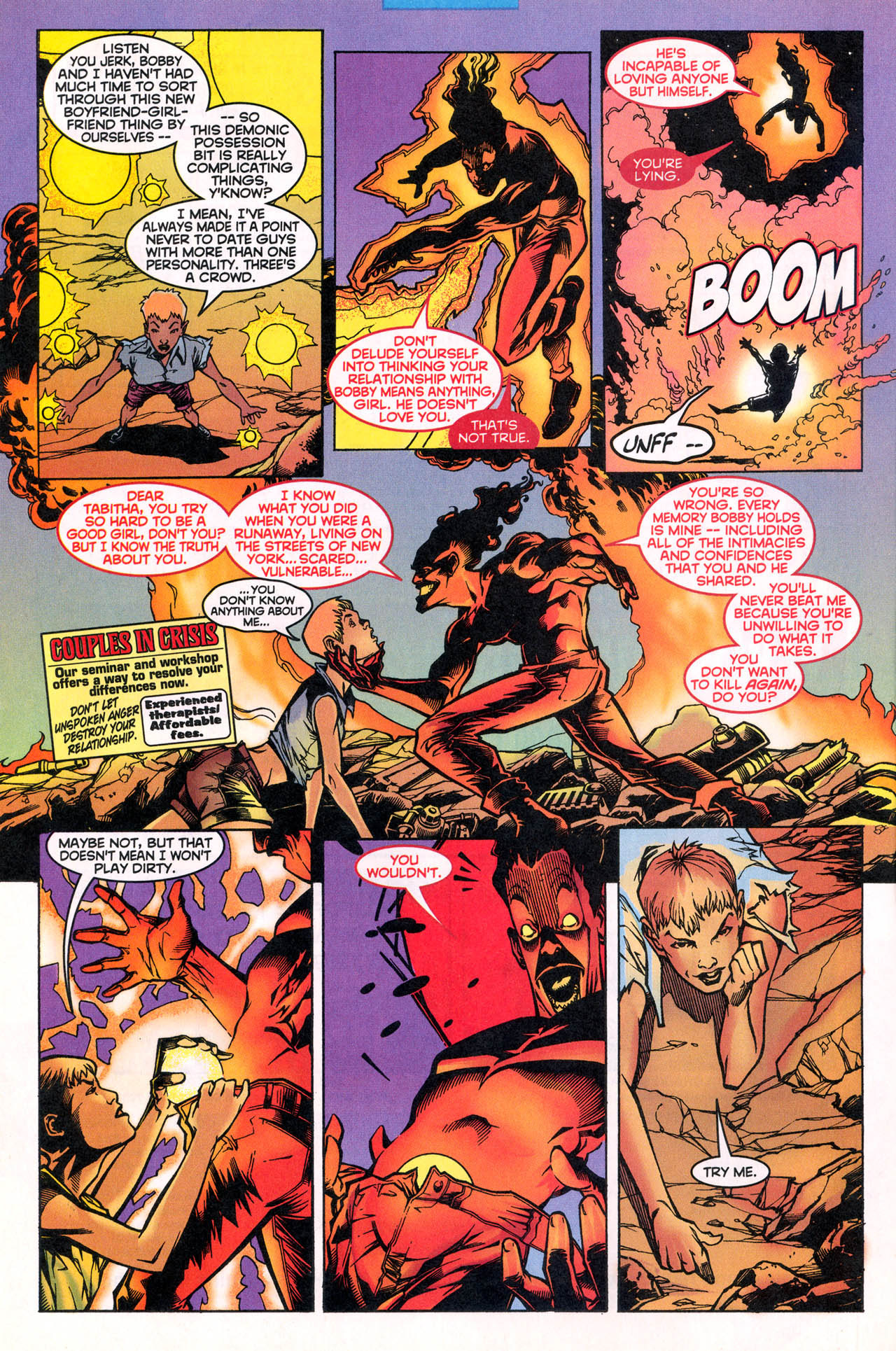 Read online X-Force (1991) comic -  Issue #80 - 11
