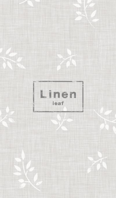 Linen (leaf)