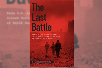 A Remarkable Story When U.S. And German Soldiers Joined Forces Near The End Of The Second World War To Battle Against An SS Division