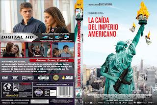 LA CAIDA DEL IMPERIO AMERICANO – La chute de l'empire américain – 2019 [COVER DVD]