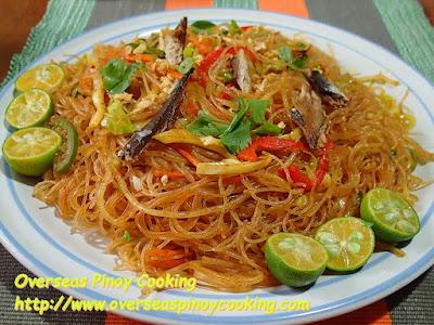 Pansit Tinapa Bihon