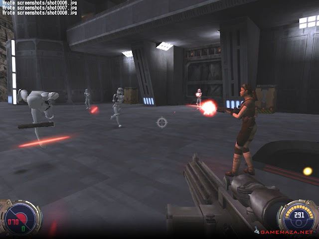 Star Wars Jedi Knight II Jedi Outcast Gameplay Screenshot 3