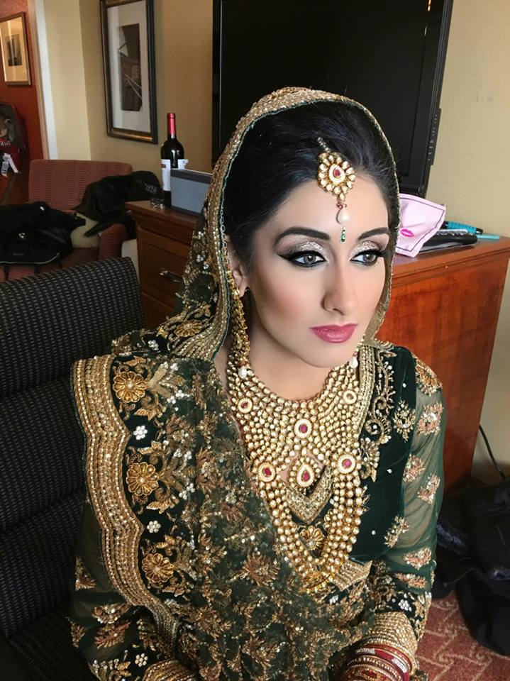 Bridal Makeup In Virginia Dc