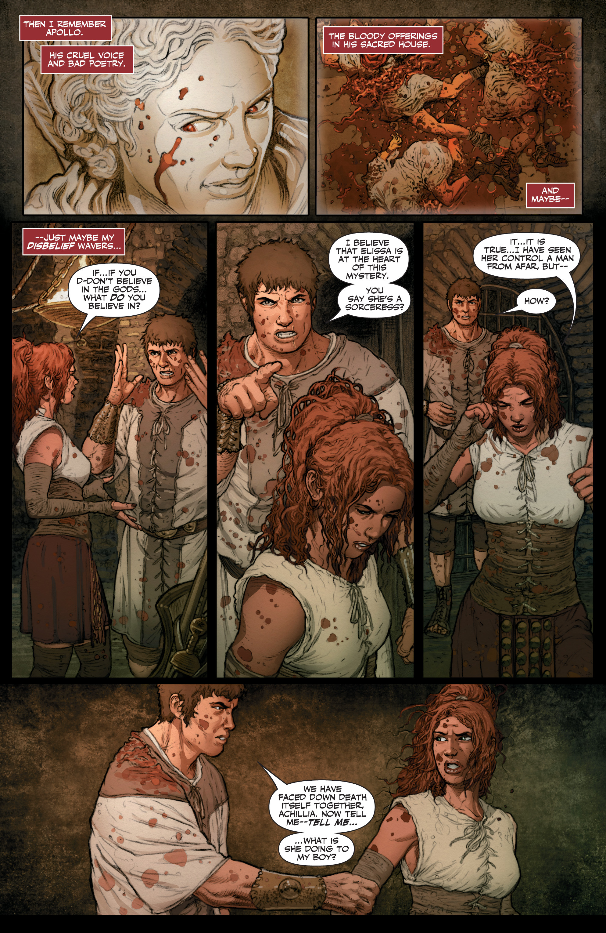 Read online Britannia: We Who Are About To Die comic -  Issue #3 - 14