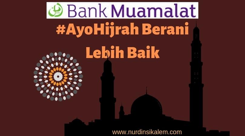 #AyoHijrah Sambut Bulan Ramadhan Bersama Bank Muamalat