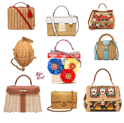 hasır çanta 2017