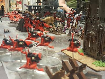 Evento WarHammer40k - Guerra Perenne - RIFORNIMENTI