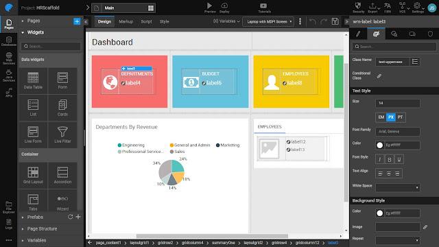 WaveMaker Upgrades Its Award-Winning RAD Platform to Enhance the User Experience