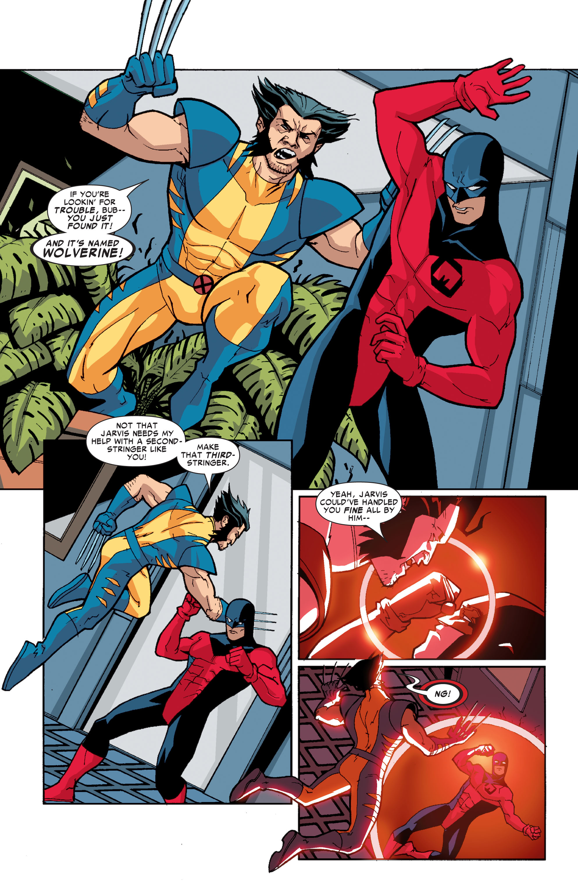 Read online Ultimate X-Men comic -  Issue #72 - 28