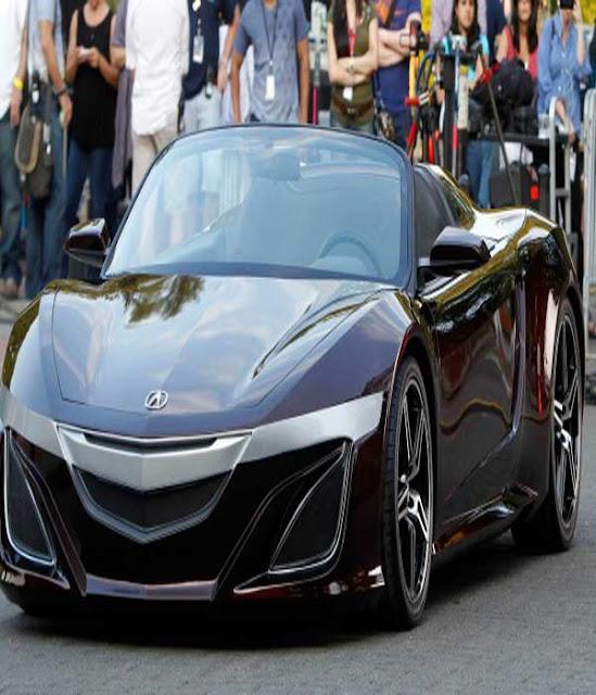 Cars-Model 2013: 2012 Acura Nsx Detroit