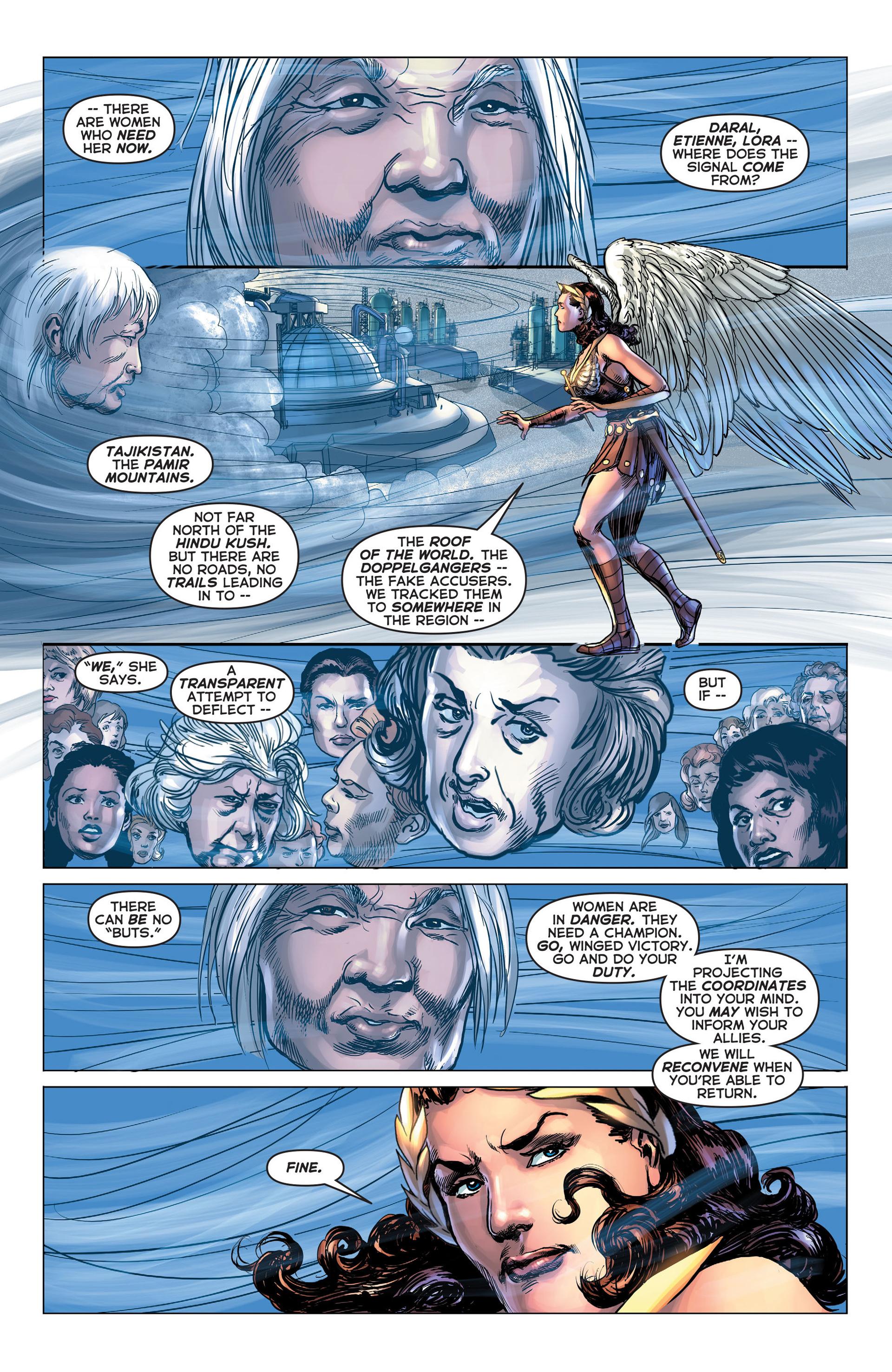 Read online Astro City comic -  Issue #10 - 12