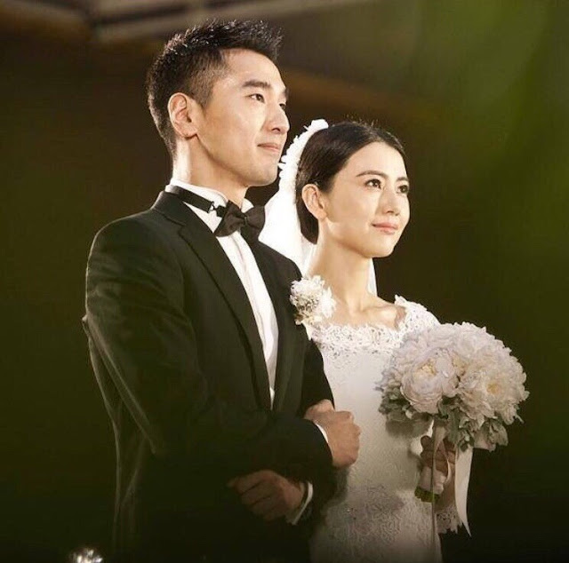 Mark Chao Gao Yuanyuan wedding
