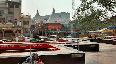 Pracheen Hanuman Mandir, Delhi