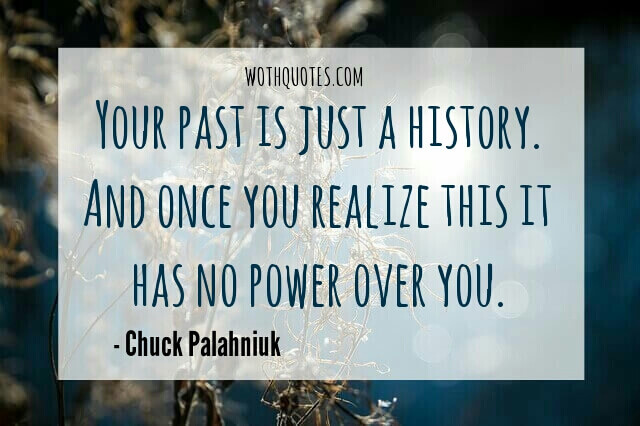 Quotes and Sayings About Past Memories