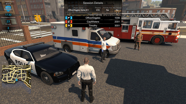 Flashing Lights Police Fire EMS PC Game