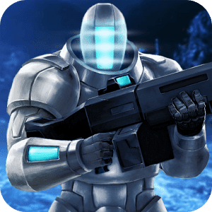 CyberSphere: TPS Online Action Game - VER. 1.97 Unlimited Money MOD APK