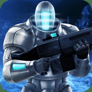 CyberSphere: Sci-fi Shooter - VER. 2.0.5 Infinite Crystals MOD APK