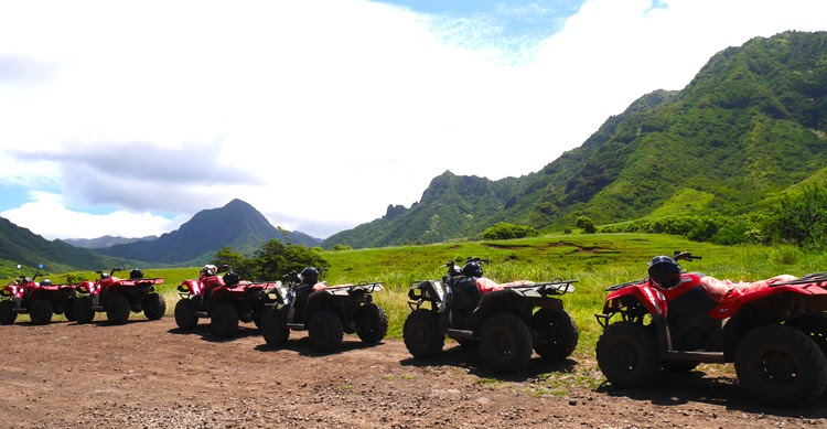 A Day at Kualoa Ranch 6 // Almost Chic
