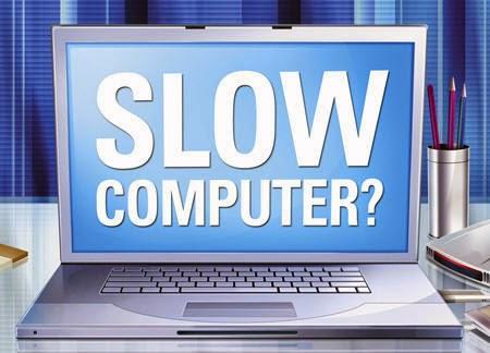 10 Sebab Laptop Jadi Slow