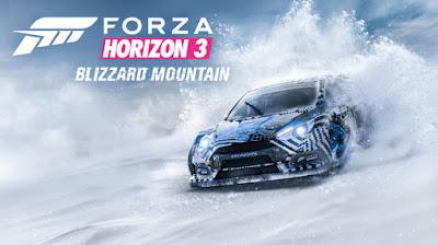 Forza Horizon 3 APK + OBB for Android