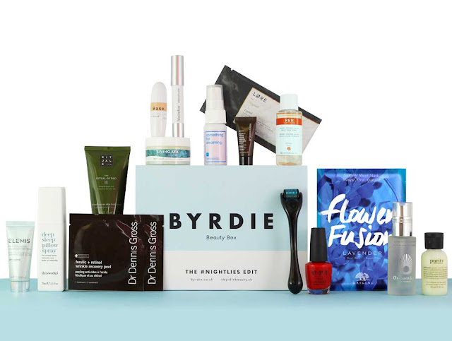 Latest In Beauty By Byrdie Box