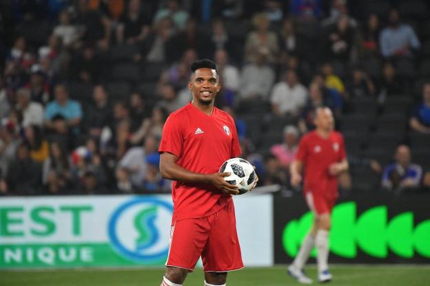 Mercato: le club turc Bursaspor veut également recruter Samuel Eto'o