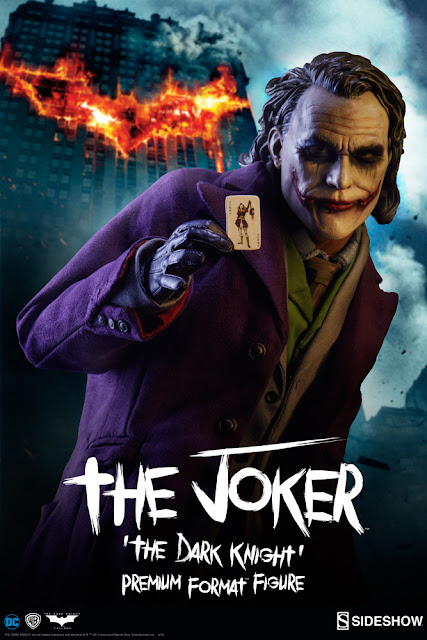 "[COLLECTION] The Joker ""The Dark Knight"" Premium Format Figure"