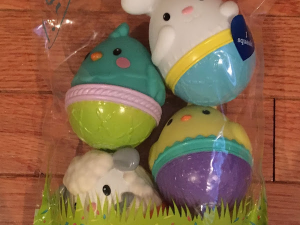 Go Gaga Over these Easter Basket Fillers from Infantino #MBPEaster19