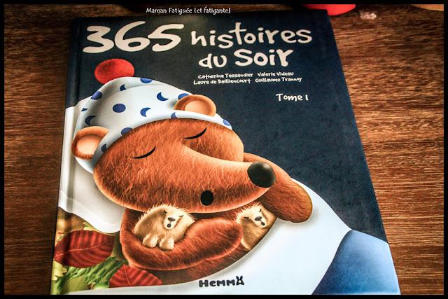 365 histoires pour le soir
