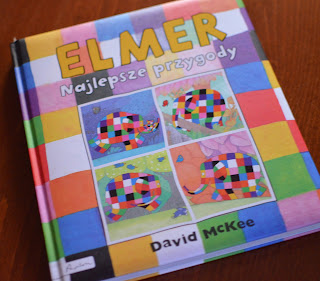 David McKee. Elmer. Najlepsze przygody.