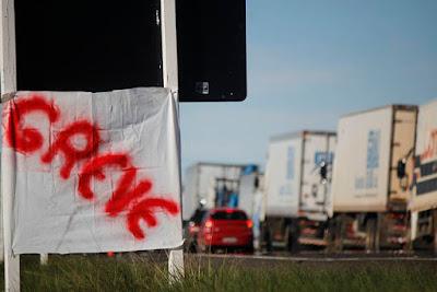 USP vai ouvir demanda de caminhoneiros sobre preço mínimo do frete