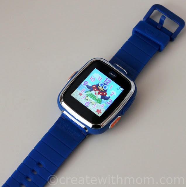 vtech kidizoom camera and watch