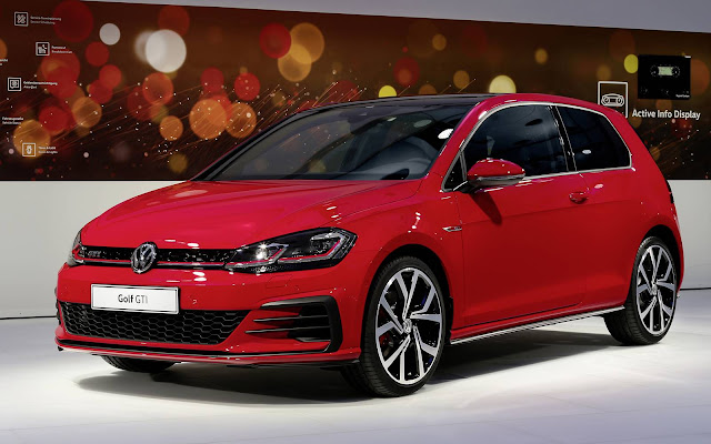 Novo VW Golf 2017 GTI