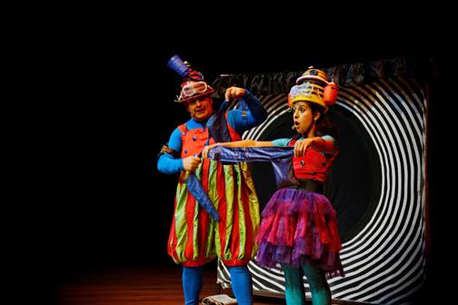 Foto. Grupo Zuli Teatro en Resistencia