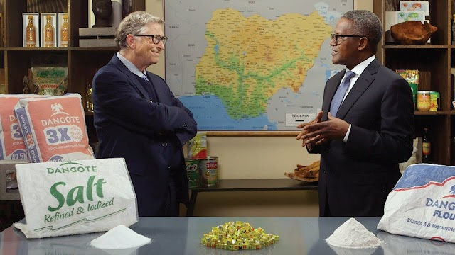 How I cemented my friendship with Aliko Dangote - Bill Gate