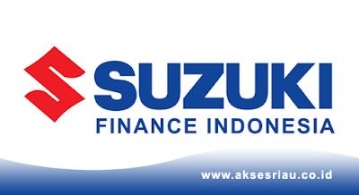 Lowongan PT. Suzuki Finance Indonesia Pekanbaru November 2017