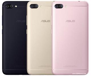 Harga HP Asus Zenfone 4 Max Plus ZC554KL Terbaru, Spesifikasi Dual Kamera